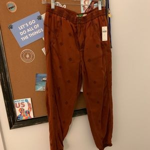Anthropologie Accent Pants